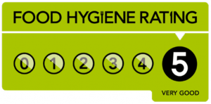 Hygiene Rating : 5/5